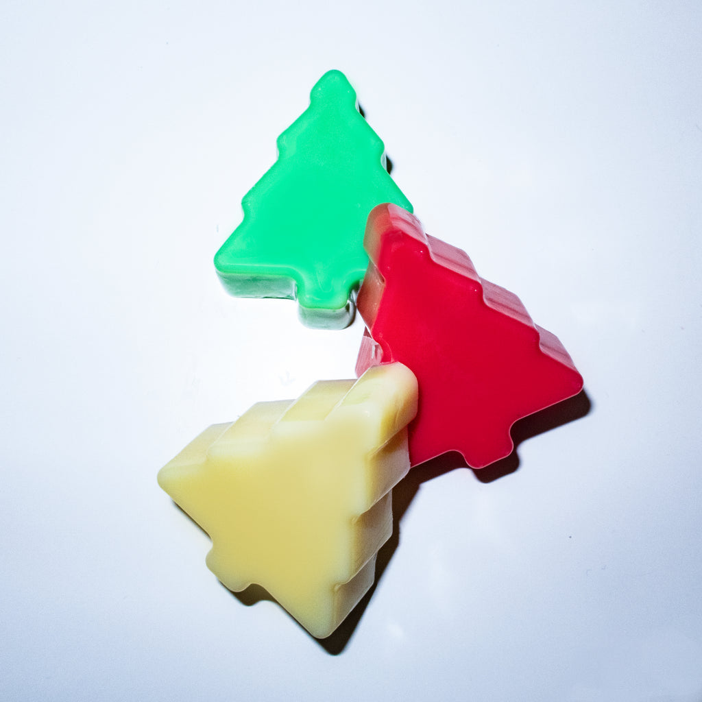 Festive Wax Melt Trio