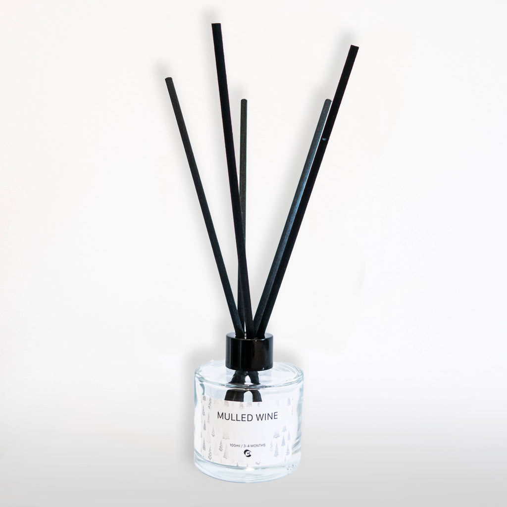 Mulled Wine - Reed Diffuser