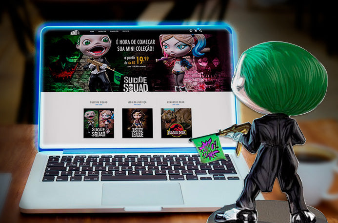 You'll want to check out Mini Co.'s website and take each of the collectibles home