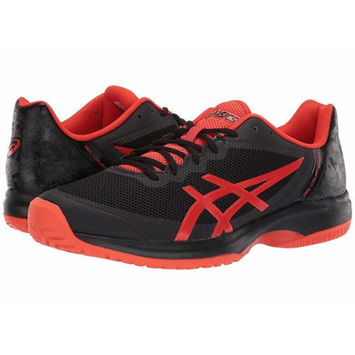 ASICS GEL-COURT SPEED (Black/Cherry Tomato)