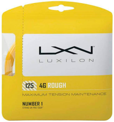 LUXILON 4g ROUGH 12m (Gold)
