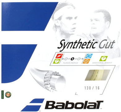 BABOLAT SYNTHETIC GUT 16G NATUREL