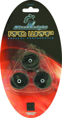 Rad Wrap Overgrip Black (3Pks)