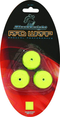 Rad Wrap Overgrip Yellow (3Pks)