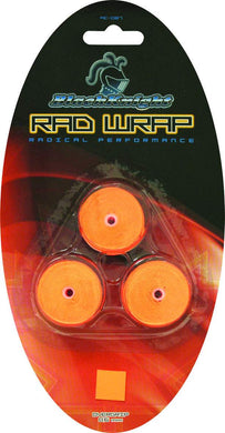 Rad Wrap Overgrip Orange (3Pks)