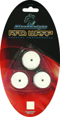 Rad Wrap Overgrip White (3Pks)