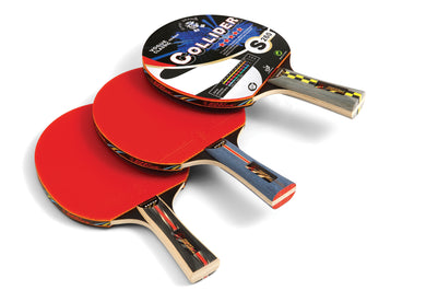 PALETTE DE PING-PONG 5 ÉTOILES - 5 STAR TABLE TENNIS PADDLE: COLLIDER