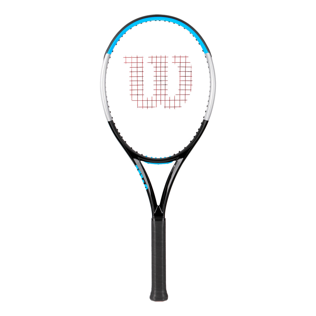 WILSON ULTRA 100L V3.0 BLACK/SILVER/BLUE