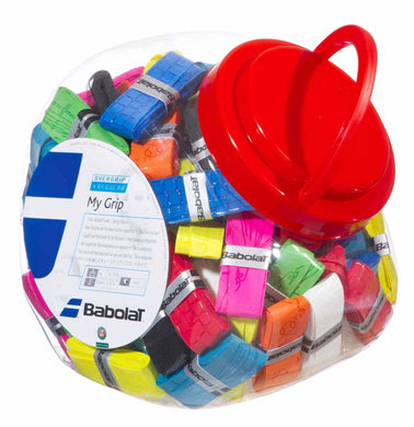 Babolat Overgrip x70 assorted