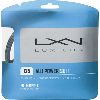 LUXILON ALU POWER SOFT 12m (Silver)