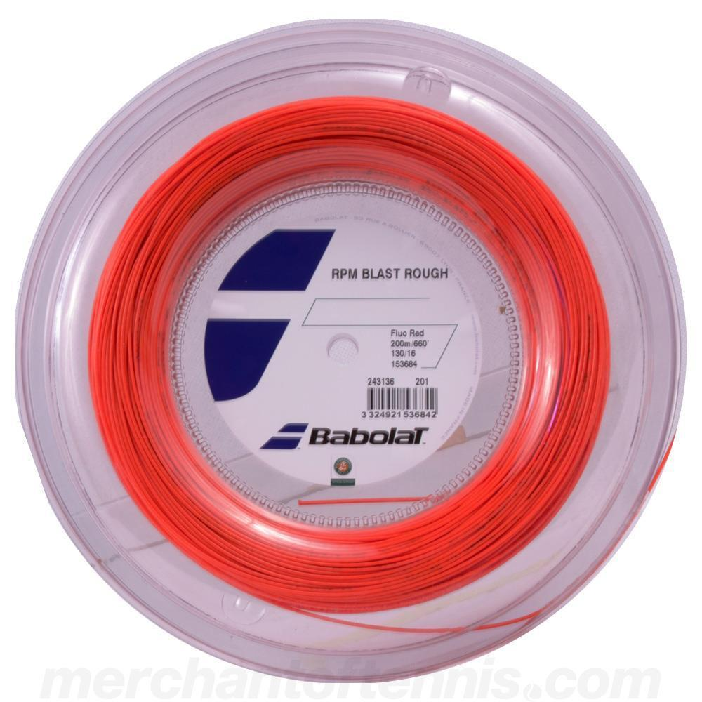 RPM Blast Rough Florescent Red Reel 16g/125