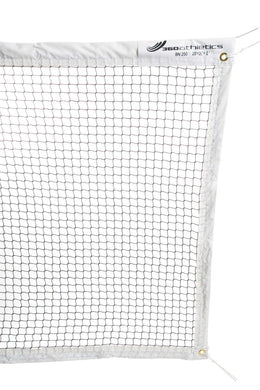 FILET DE BADMINTON CHAMPIONNAT AVEC CIBLE - 20' - Badminton Championship Net - Cable Top