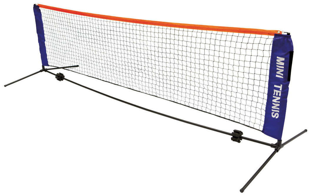 FILET DE TENNIS PORTATIF - MINI 6m - MINI TENNIS NET