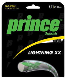 Lightning XX 17 1.25mm Squash Set