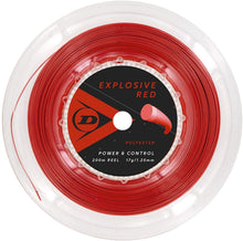 Load image into Gallery viewer, DUNLOP EXPLOSIVE RED 200m REEL