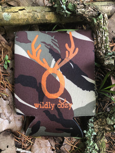 Wildly Cozy Brand Camo