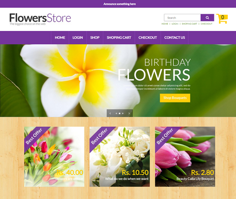 Book My Flowers