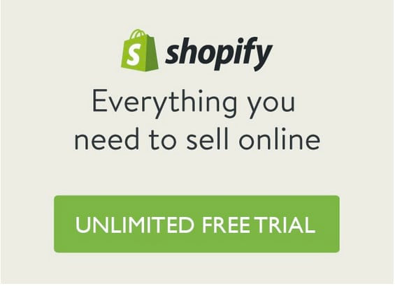 Never-ending Shopify trial account