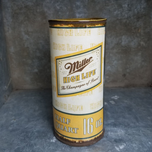 "Porcelain ""Miller High Life"" Tumbler 16oz"