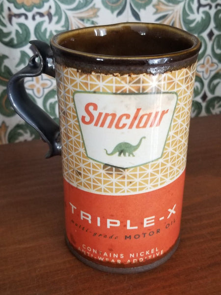 "Porcelain ""Sinclair Triple X"" Mug 12oz"