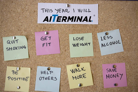 This year I will get career success weight loss and improved health and wellbeing