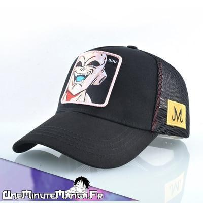 Casquette Buu - Collection HipHop Dragon Ball-Casquette-UneMinuteManga