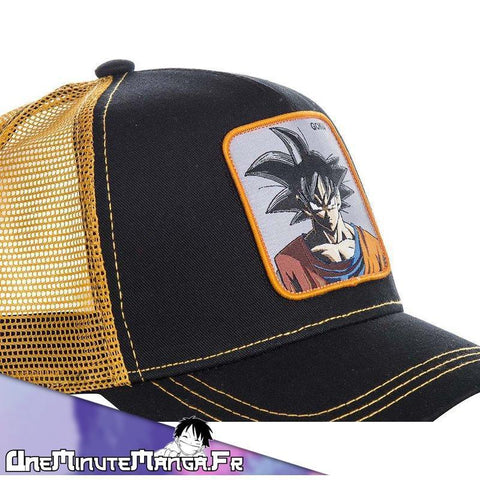 Casquette Goku - Collection HipHop Dragon Ball-Casquette-UneMinuteManga