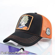Casquette Goku SS - Collection HipHop Dragon Ball-Casquette-UneMinuteManga