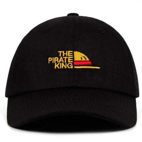 "Casquette ""The Pirate King"" - Collection One Piece-Casquette-UneMinuteManga"