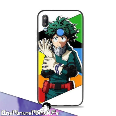 Coque au design My Hero Academia pour Huawei-Coques de protection-UneMinuteManga