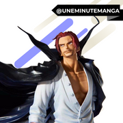 Figurine Shanks Le roux - One Piece-Figurines-UneMinuteManga