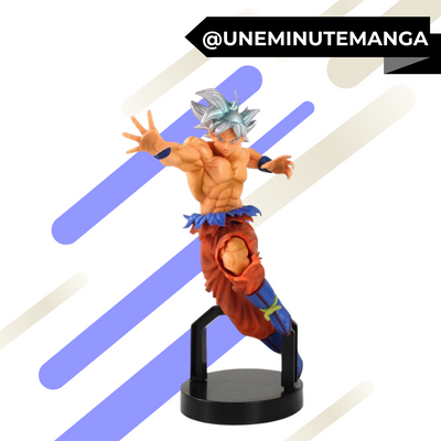 Figurine Son Goku Ultra Instinct - Dragon Ball-Figurine-UneMinuteManga