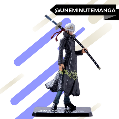 Figurine Trafalgar Law - One Piece-Figurines-UneMinuteManga