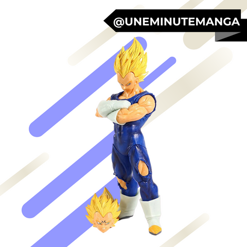 Figurine Végéta Super Saiyan - Dragon Ball-Figurines-UneMinuteManga