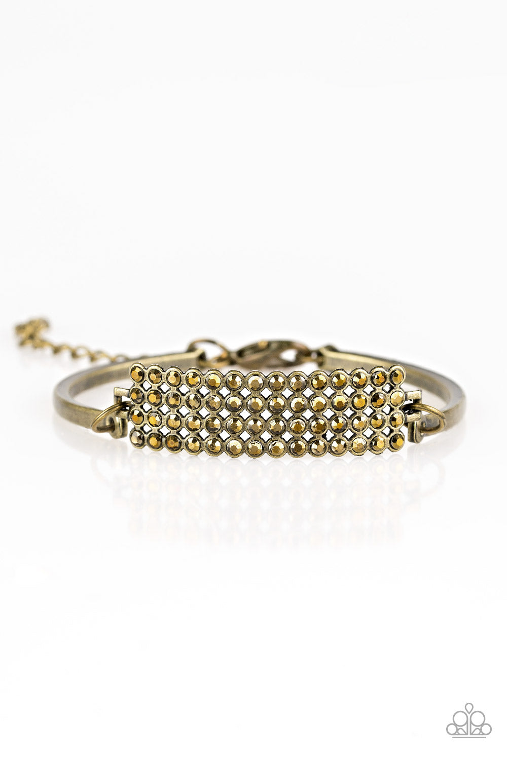 Top Class Class Brass Bracelet - The Bling Peddler - Paparazzi Accessories
