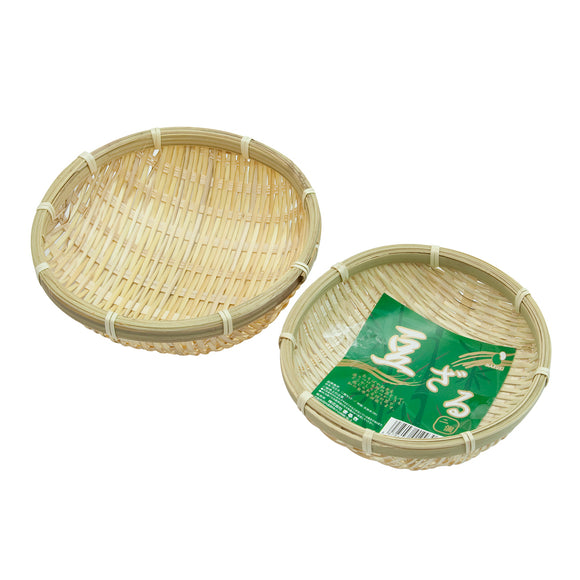 Bamboo Basket Round (6 Inch & 5 Inch)