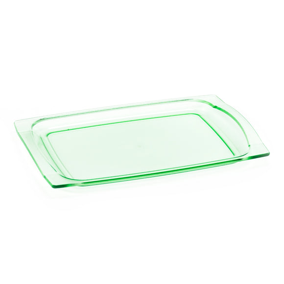 Wide Tray Plastic (Green) 6