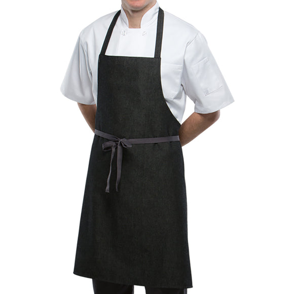 Apron Cotton Bib 35