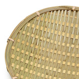 Bamboo Tray Rd 26X1.2cm