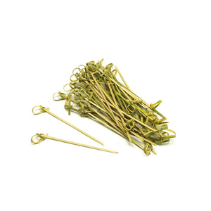"Skewer bamboo 4""L 50pc"