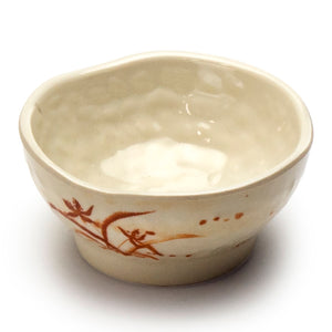 "3-1/4"" Melamine Round Sauce Bowl, Gold Orchid"