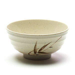 "Melamine Round Bowl 6-1/4"", Autumn Grass"