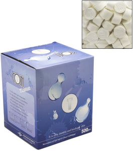 Instant Wet Towel~Coin Tissue (500pc/box)