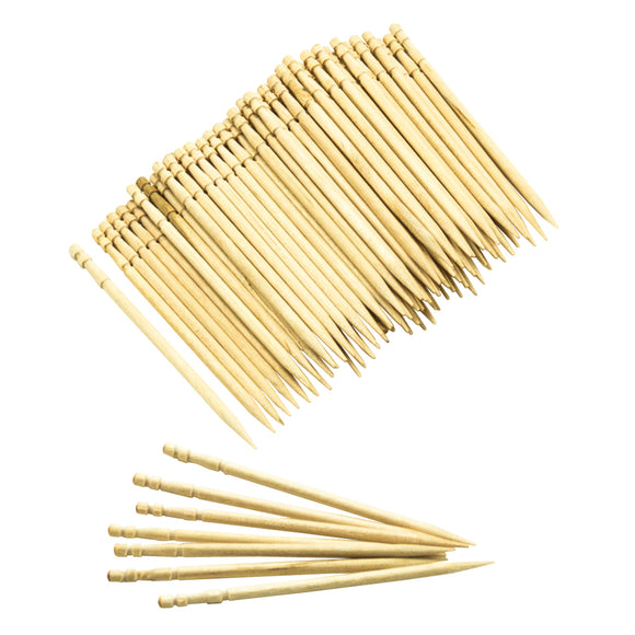 Bamboo Toothpick 1750pc/pack