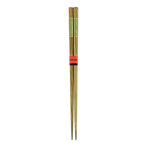 Japanese Style X Wooden Chopsticks 8-7/8
