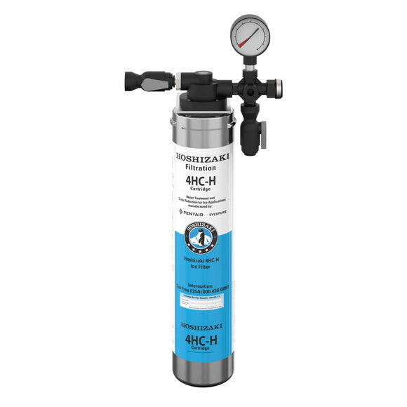 Hoshizaki Water Filter Single for Ice Machine (Up to 630lbs)