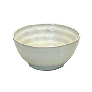 "4"" Porcelain Rice Bowl, Ivory"