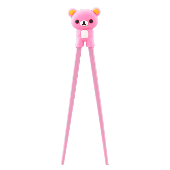 Kids Chopstick Bear, Lavender