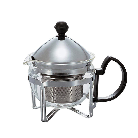 HARIO 'Cafeor' Glass Tea Maker 2Cup/4Cup, Silver
