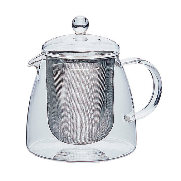 HARIO 'Pure' Glass Leaf Tea Pot 700ml